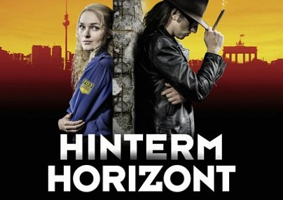 HINTERM HORIZONT & Holiday Inn Berlin Mitte