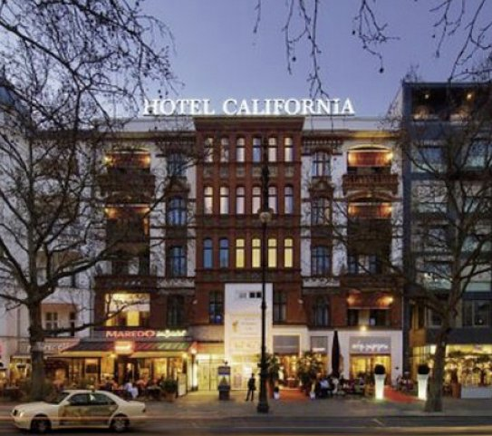Sterne Hotel California Am Kurf Ef Bf Bdrstendamm Berlin