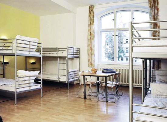 Berlin Friedrichshain Hotel Gunstig