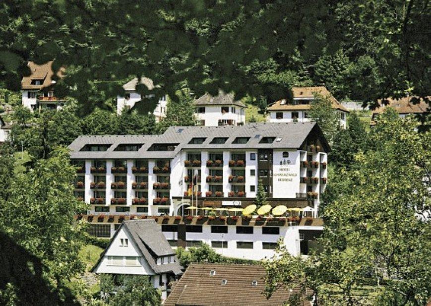 best western plus schwarzwald residenz triberg g nstig buchen rewe reisen. Black Bedroom Furniture Sets. Home Design Ideas