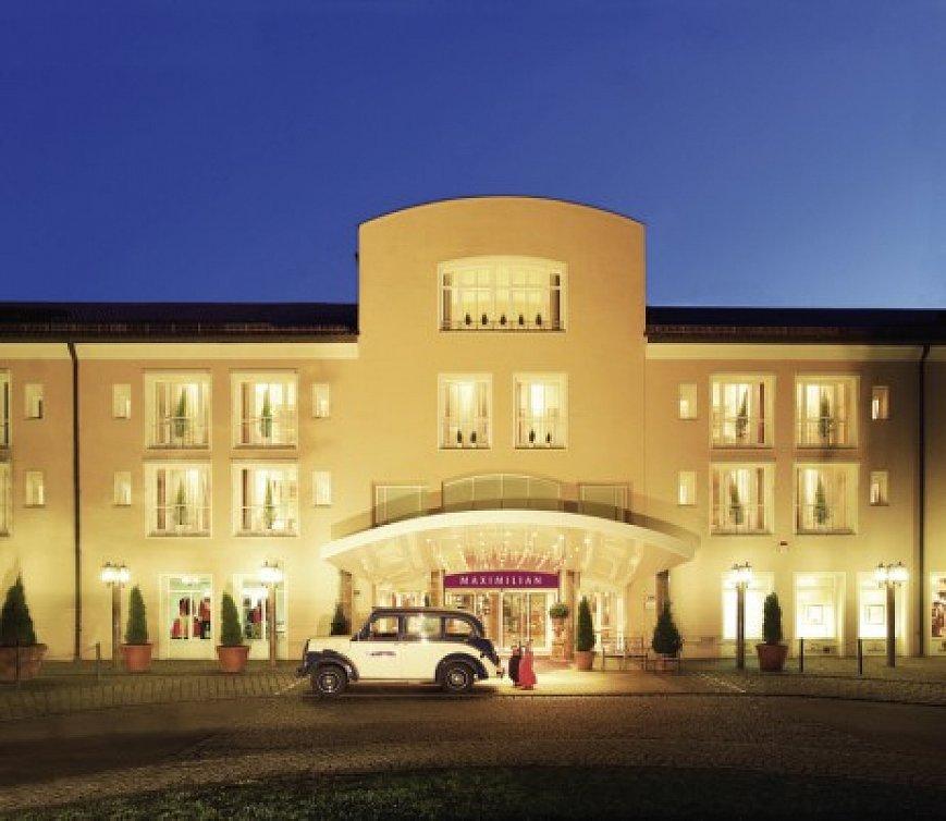 Quellness Und Wellness Golf Hotel Maximilian Quellness