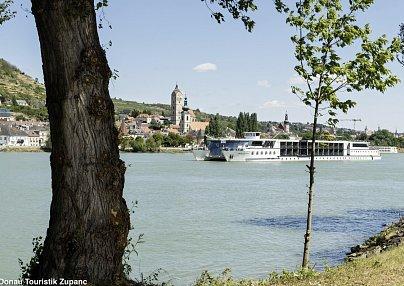 Donau Flusskreuzfahrt - Donau Pur