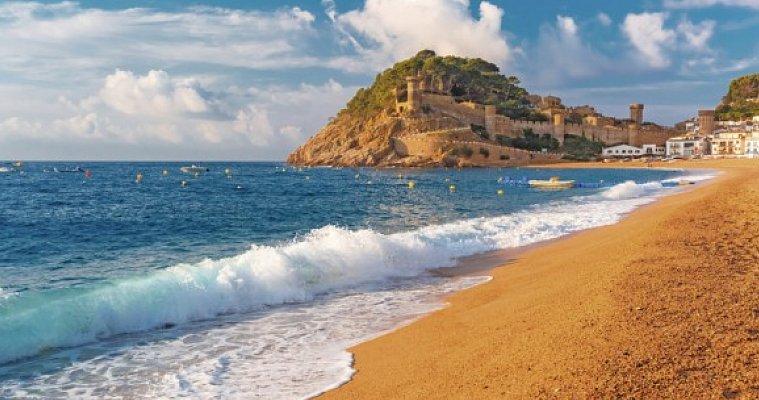 Spaniens Küsten