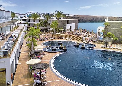 THe Mirador Papagayo Playa Blanca