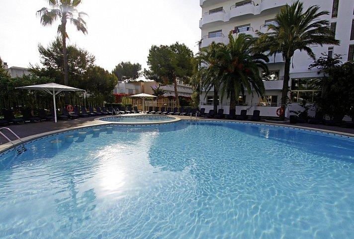 Hotel Pamplona Mallorca Renovierung