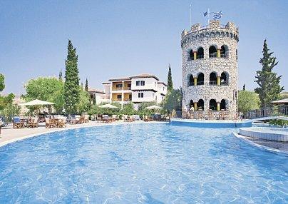 Sterne Hotel Royal Chalkidiki