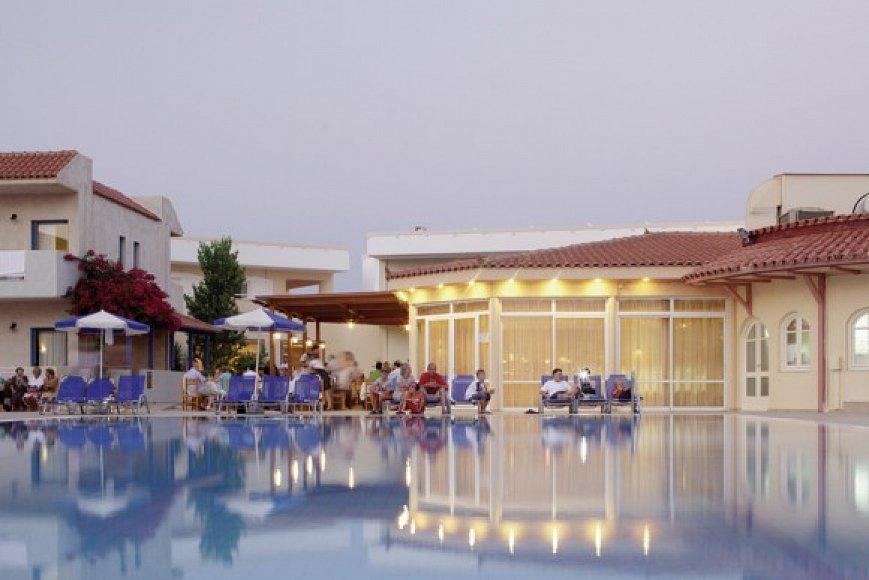 Hotel Lavris Kreta Bewertung