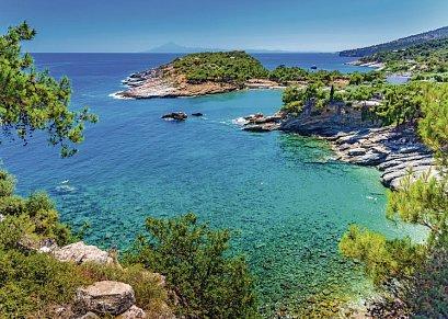Topangebot Thassos: Griechische Insel