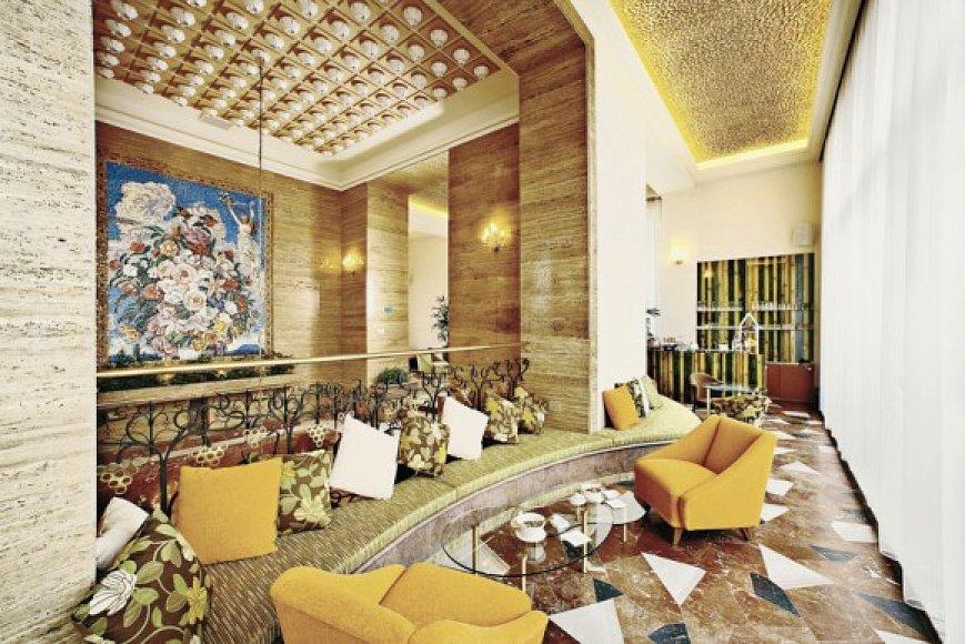 Sterne Hotel Mit Wellness In Prag Schnappchen