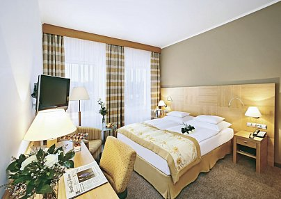 Hotel International Prague Prag