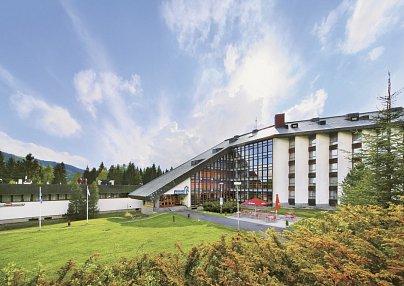 Wellness Hotel Svornost Harrachov Tschechien