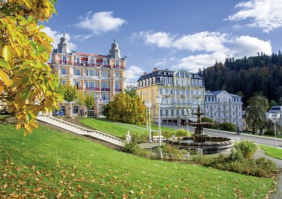 Schlosshotel Sonatorium Marienbad