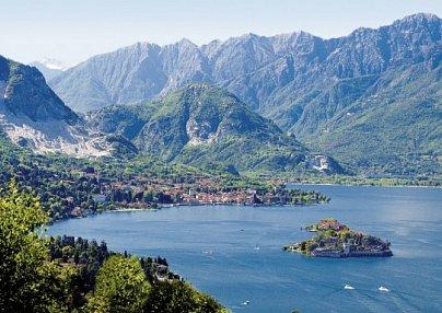 Italien Rundreise Gardasee - Lago Maggiore