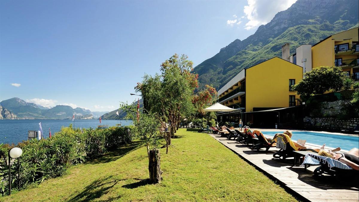Sterne Hotel Gardasee Malcesine