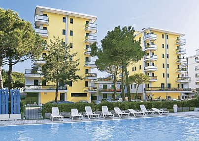 Appartements Costa del Sol Lido di Jesolo