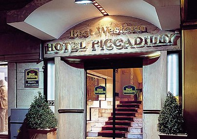 Best Western Piccadilly Rom