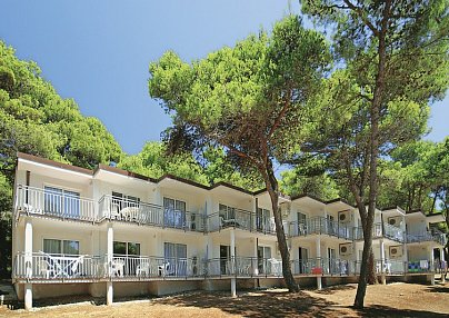 Appartements Verudela Beach Pula