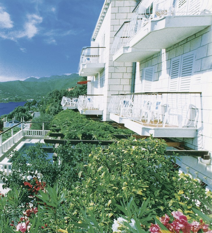 Villa Paradiso Kroatien Dubrovnik