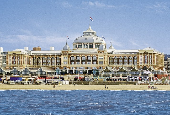 Keukenhof & Grand Hotel Amrâth Kurhaus The Hague