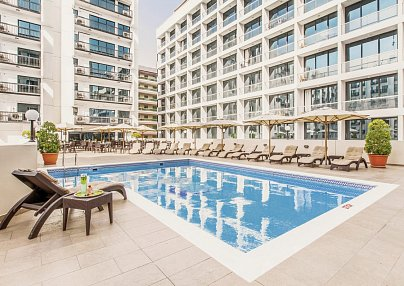 Golden Sands 3 Hotel Appartements Dubai