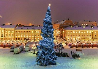 Weihnachtsmarkt Helsinki – 4-Sterne-Hotel