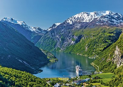Norwegen Rundreise