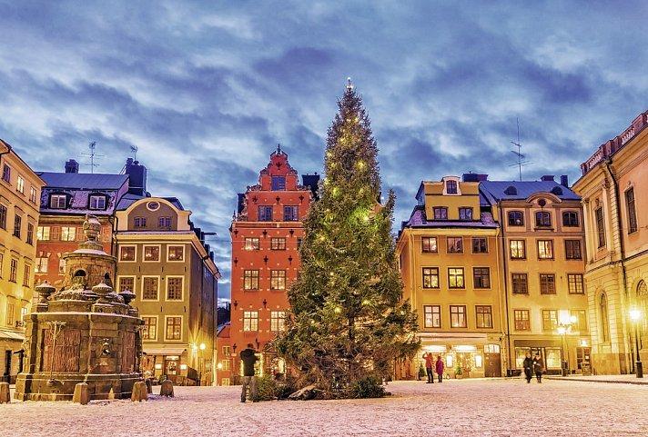 Weihnachtsmarkt Unter Der Woche.Weihnachtsmarkt Stockholm Stockholm Ab 338