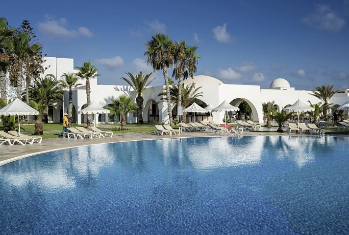 Hotel Magic Iliade Aquapark Insel Djerba Ab 499