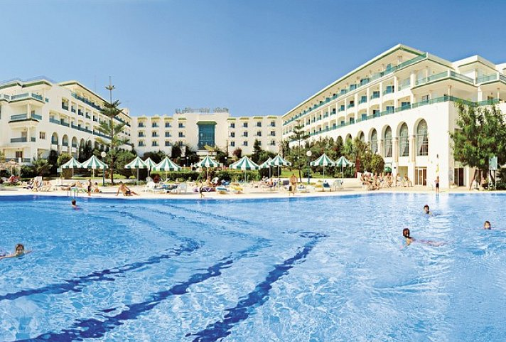 Hotel Riviera Sousse Top Angebot