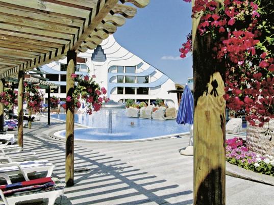 Hotel Carbona Heviz Bewertung