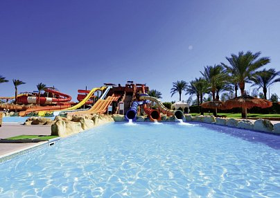 Aqua Blu Resort & Aquapark Sharm el-Sheikh