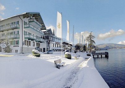 Hotel Bachmair am See Rottach-Egern