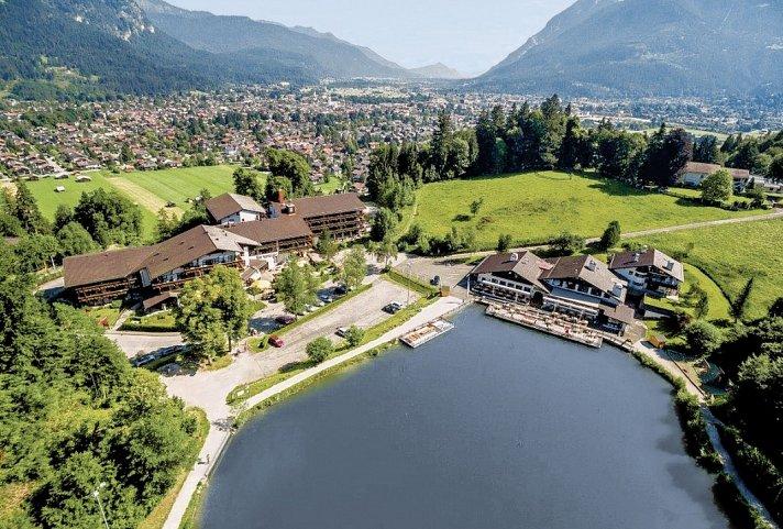 Riessersee Hotel Garmisch Partenkirchen Top Angebot
