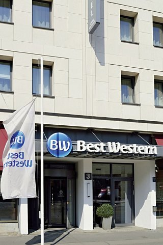 Best Western Leipzig City Center