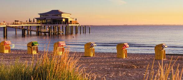 urlaub timmendorfer strand günstig buchen  rewe reisen