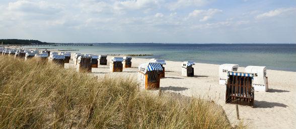 Hotel Timmendorfer Strand günstig buchen | REWE Reisen